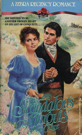The Scandalous Marquis by Julie Caille