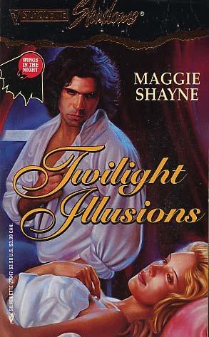 Twilight Illusions by Maggie Shayne