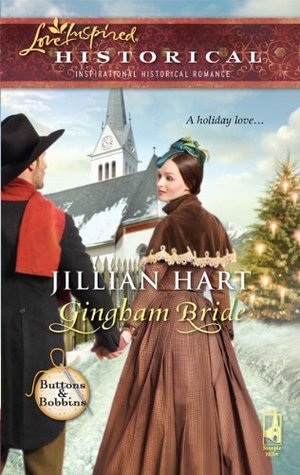 Gingham Bride (Buttons and Bobbins, #1)