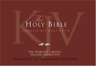 KJV Complete Bible-Nylon Zip (60 CD + 1 DVD)