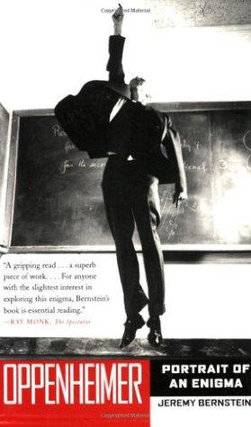 Oppenheimer by Jeremy Bernstein