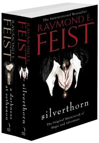 The Riftwar Saga Series Books 2 and 3: Silverthorn, A Darkness at Sethanon(The Riftwar Saga 2-3)