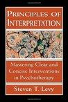 Principles of Interpretation by Steven T. Levy