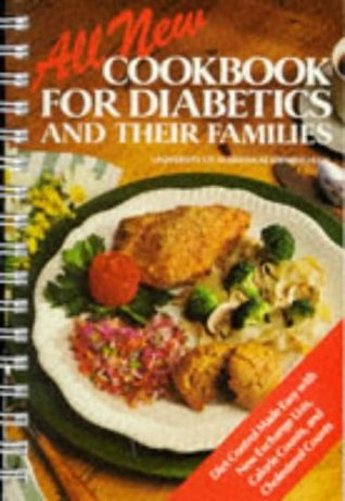 New Cookbook For Diabetics & Their Families