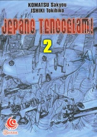 Jepang Tenggelam! Vol. 2