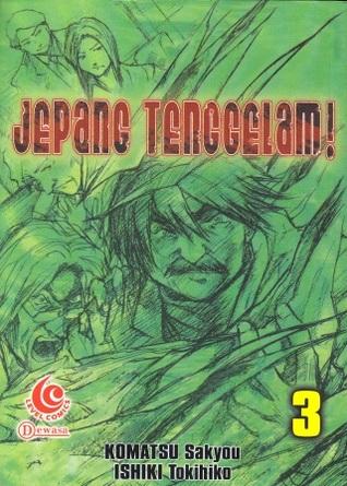 Jepang Tenggelam! Vol. 3