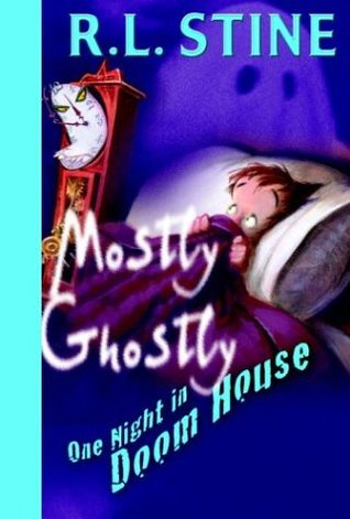 One Night in Doom House (Mostly Ghostly, #3)