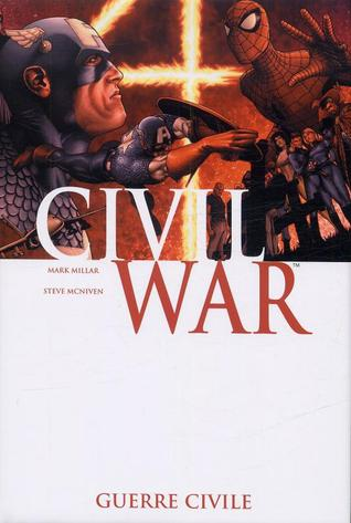 Civil War Tome 1: Guerre civile