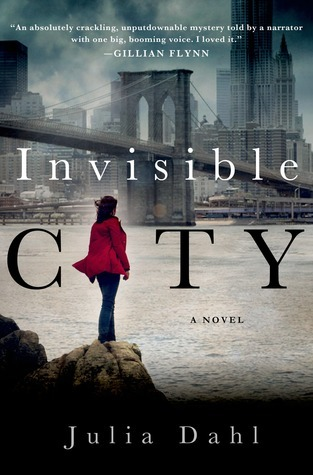 Invisible City (Rebekah Roberts, #1)