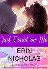 Just Count on Me (Counting on Love, #0.5)