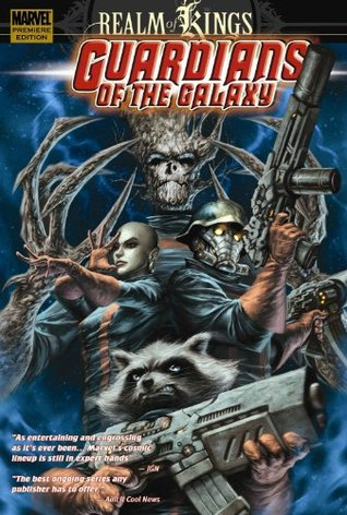 Guardians of the Galaxy, Volume 4: Realm of Kings