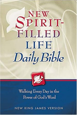 New Spirit-Filled Life Daily Bible: Walking Every Day in the Power of Gods Word - New King James Ver