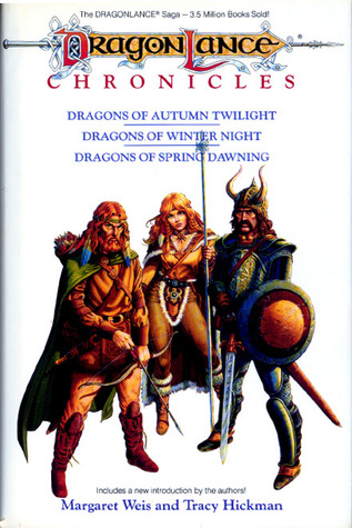Image result for dragonlance chronicles