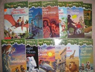 Magic Tree House, Books 1-12