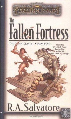 The Fallen Fortress (Forgotten Realms: The Cleric Quintet, #4)