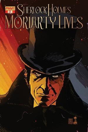 Sherlock Holmes: Moriarty Lives #1