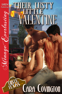 Their Lusty Little Valentine (Lusty, Texas #20)