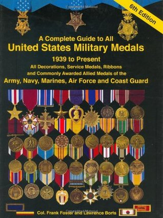 A complete guide to united states military medals 1939 to for Army awards and decoration
