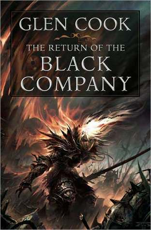 The Return of the Black Company by Glen Cook