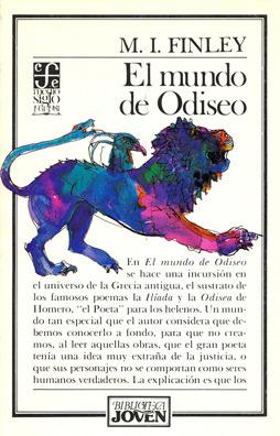 Ebook El mundo de Odiseo by Moses I. Finley read!