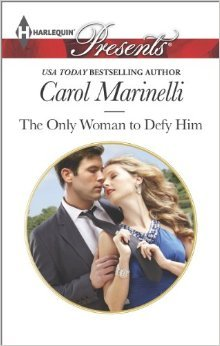 Descargar The only woman to defy him epub gratis online Carol Marinelli