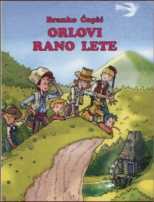 Orlovi rano lete (Pionirska trilogija, #1)