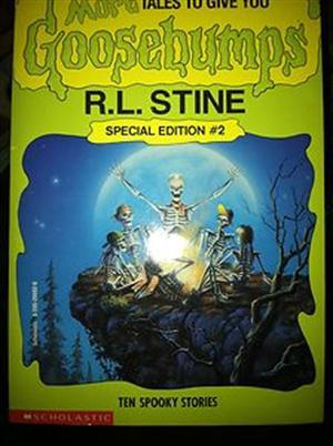 More tales to give you goosebumps by rl stine fandeluxe Gallery