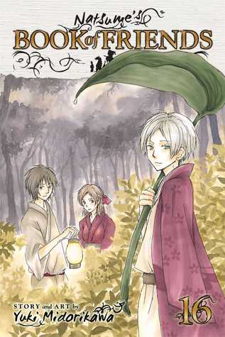 Natsume's Book of Friends, Vol. 16