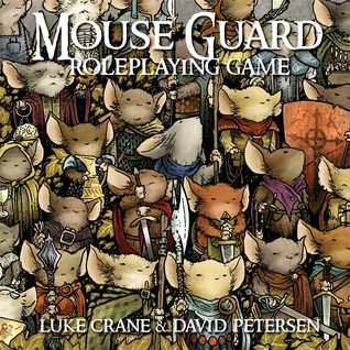 Mouse Guard by Luke Crane