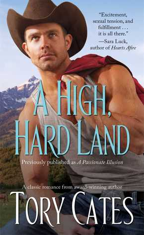 A high, hard land by Tory Cates