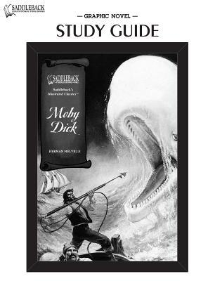 Moby Dick (Graphic Novels Study Guide)