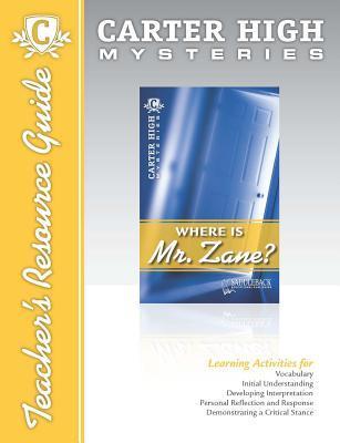 Where Is Mr. Zane? Digital Guide