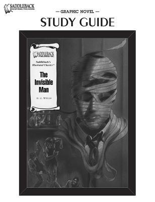 The Invisible Man (Saddleback's Graphic Novel Study Guide)