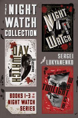 The Night Watch Collection: Books 1-3 of the Night Watch Series