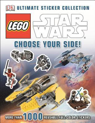 Ultimate Sticker Collection: LEGO® Star Wars: Choose Your Side!