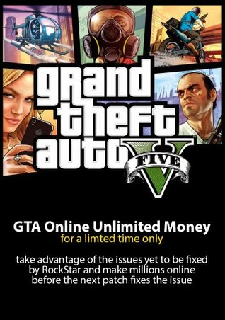 GTA 5 Online- Unlimited Money