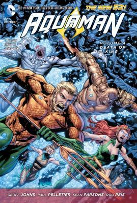 Aquaman, Volume 4: Death of a King
