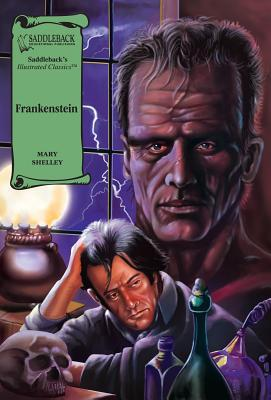 Frankenstein by saddleback educational publishing 35263 fandeluxe Image collections