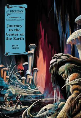 Journey to the Center of the Earth [With Books]