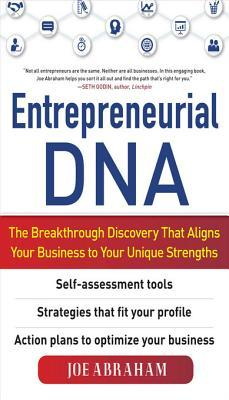Entrepreneurial DNA by Joe Abraham