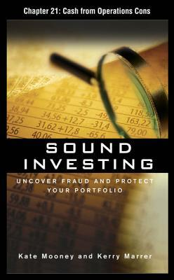 Sound Investing, Chapter 21: Cash from Operations Cons