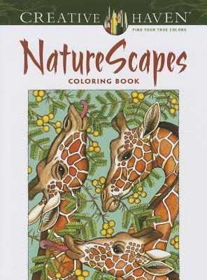Creative Haven NatureScapes Coloring Book