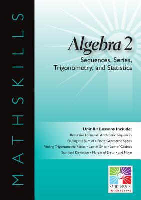 Iwb Algebra 2 Unit 8: Lifeskills Math