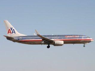 American Airlines Boeing 737-800 Fleet as of November 2011