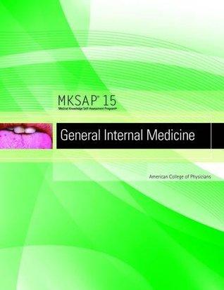 Mksap 15 General Internal Medicine
