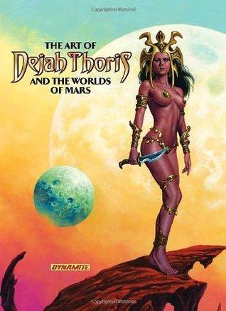 Art of Dejah Thoris and the Worlds of Mars HC