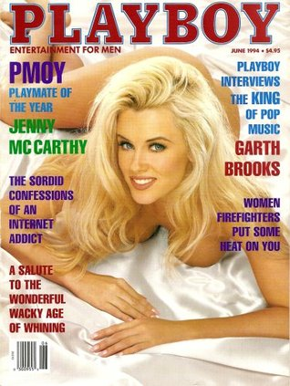 Playboy Magazine June 1994