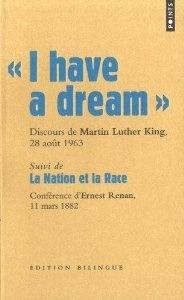 I Have A Dream por Martin Luther King Jr., Ernest Renan
