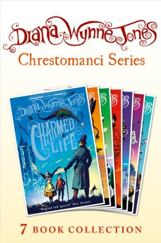 The Chrestomanci Series: Entire Collection (Chrestomanci, #1-7)