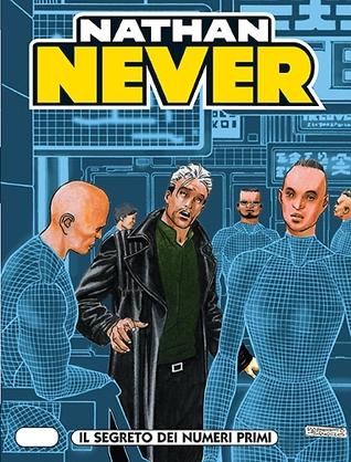 Nathan Never n. 182: Il segreto dei numeri primi